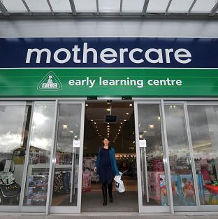 Retailer Mothercare is renegotiating the