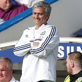 Jose Mourinho was baffled by some of the refereeing decisions