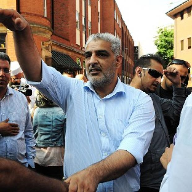 "Hampshire Chronicle: Tariq Jahan, who was hailed a hero for calming tensions during the 2011 riots, said he feels he has had a ""slap in the face"""