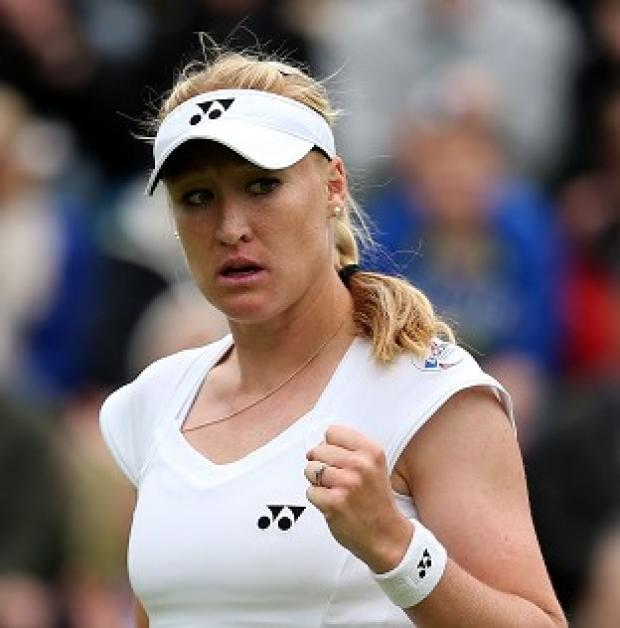 Hampshire Chronicle: Former British number one Elena Baltacha died on Sunday