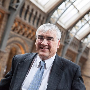 Sir Michael Hintze and his wife have given the Natural History Museum �5 million (The Trustees of the Natural History Museum/PA)