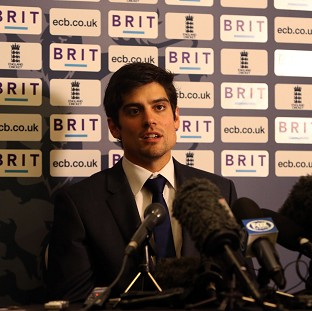 Alistair Cook admits that he thought about quitting as captain after England's Ashes demolition