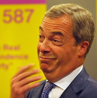 Farage seeks Scotland breakthrough