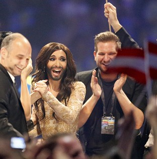 UK 17th as Austria wins Eurovision
