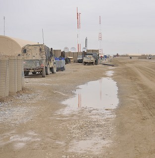 The only UK troops still in Helmand are at Camp Bastion