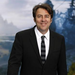 Jonathan Ross hinted about the upcoming revamp of his talk show