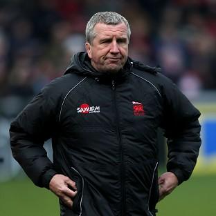 Newport Gwent Dragons boss Lyn Jones is in the frame for a move to Gloucester