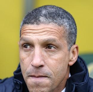 Hampshire Chronicle: Chris Hughton, pictured, is the favourite to become manager of West Brom