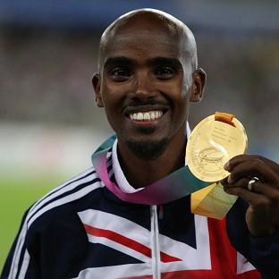 Mo Farah gave organisers a boost by announcing he will compete