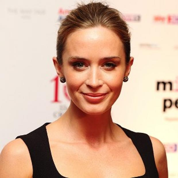 Hampshire Chronicle: Emily Blunt became a mum in February