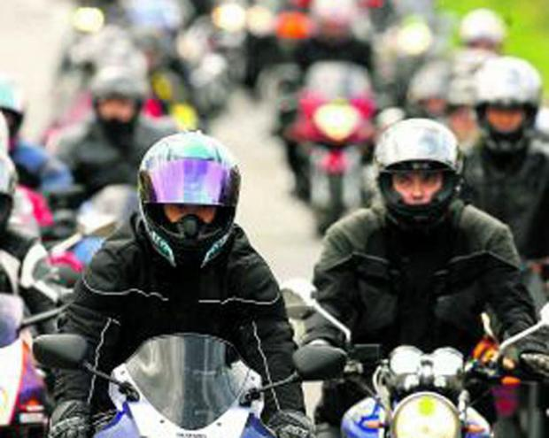 Hampshire motorbike safety campaign launched