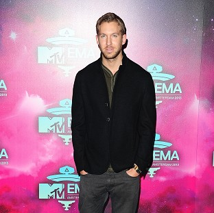 Calvin Harris's fortune is estimated to be �30 million