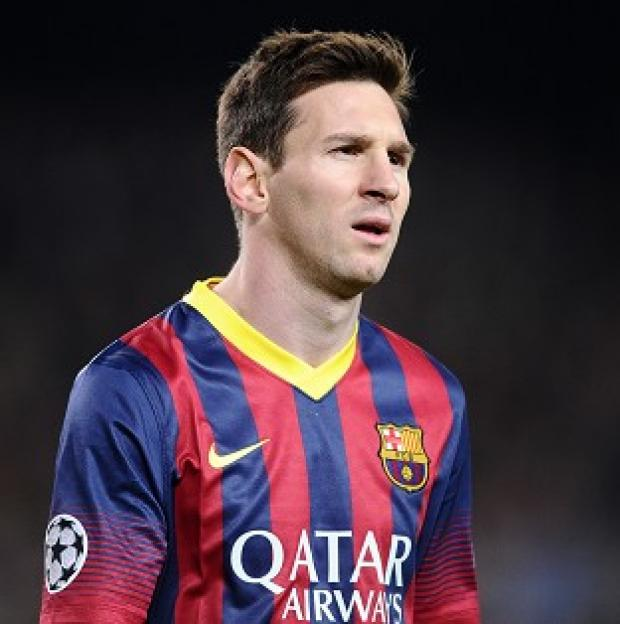 Hampshire Chronicle: Lionel Messi has only played for Barcelona since making his debut in 2004
