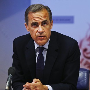 Mark Carney said the biggest risk to financial stability was in the housing market