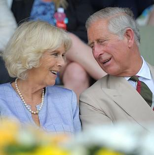 The Prince of Wales and the Duchess of Cornwall are going o