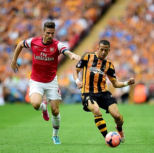 Liam Rosenior, right, has called on Hull to build on their successful season