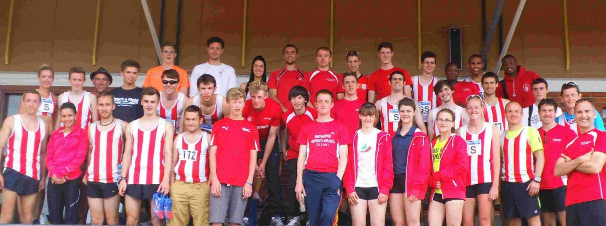 Southampton AC's Southern Athletic League team