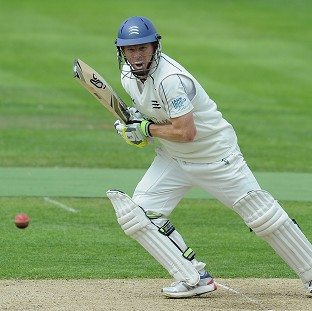 Chris Rogers has been in good touch at the start of the county season