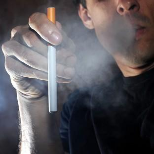 Hampshire Chronicle: E-cigarettes are more effective than nicotine patches, gum or willpower when giving up smoking, research claims