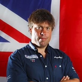 Olympic sailor Andrew Simpson die