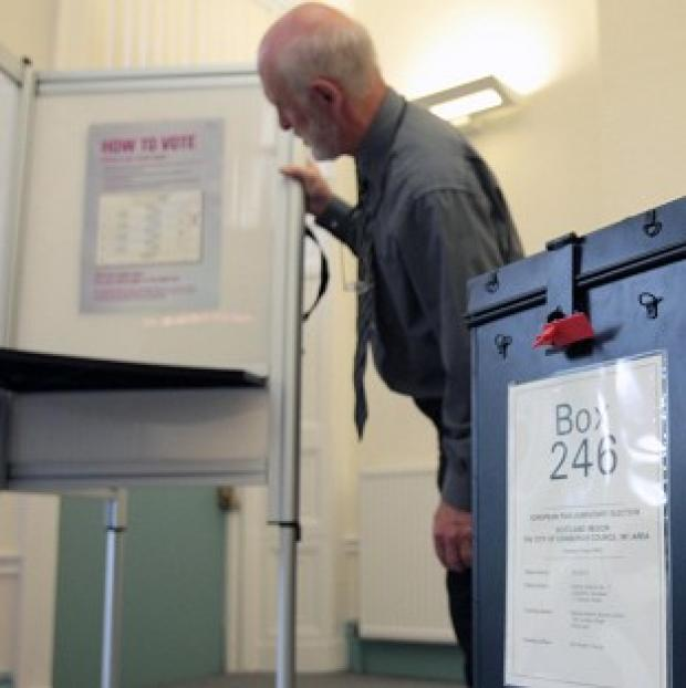 Hampshire Chronicle: Taking a 'selfie' inside a polling station could be illegal