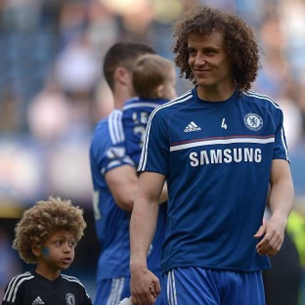 Hampshire Chronicle: David Luiz has become PSG's latest big-name signing