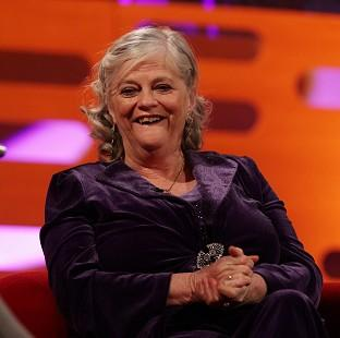 Ann Widdecombe is in it to win it on Celebrity Fifteen To One