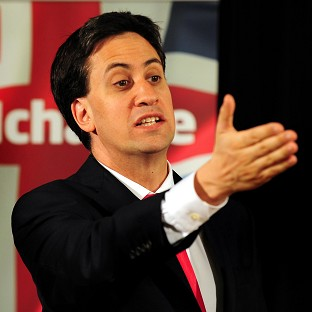 An MP has urged Ed Miliband to throw his support behind a referendum on the EU