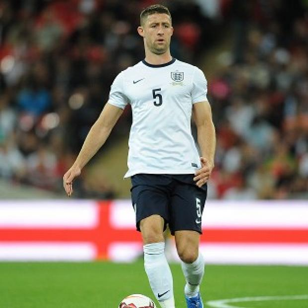 Hampshire Chronicle: Gary Cahill is confident England's defence will be tough to break down in Brazil