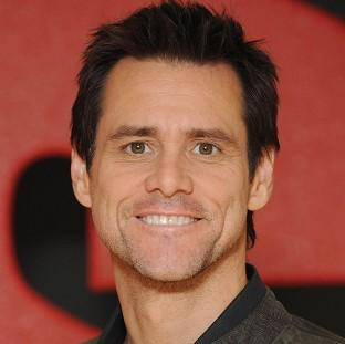 Jim Carrey paid tribute to his dad as he