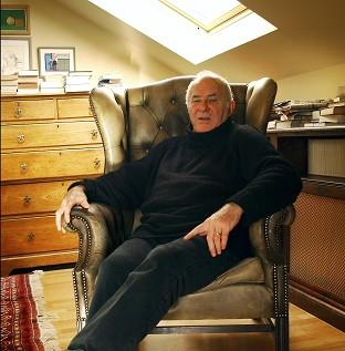 Clive James, diagnosed with leukaemia, kidney failure and lung disease in 2010, is writing two books