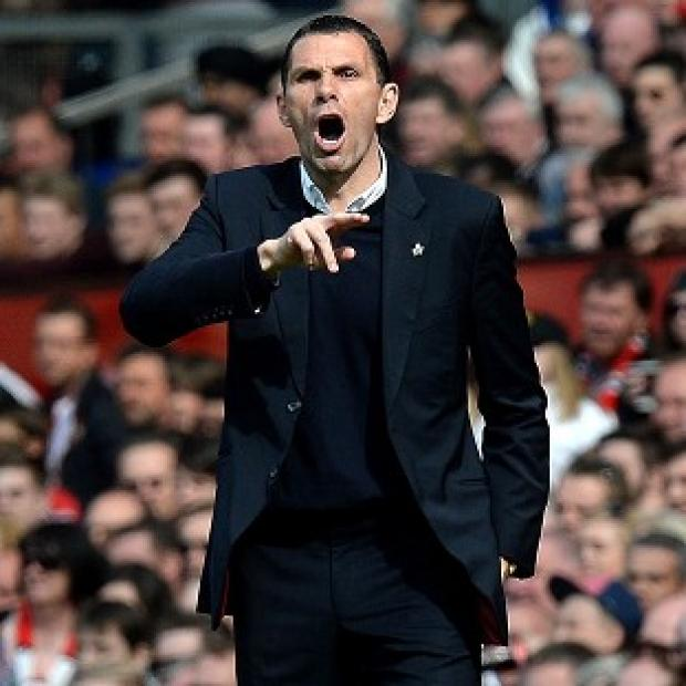 Hampshire Chronicle: Gus Poyet led Sunderland to Premier League safety last season