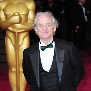Bill Murray offered marital advice to a g