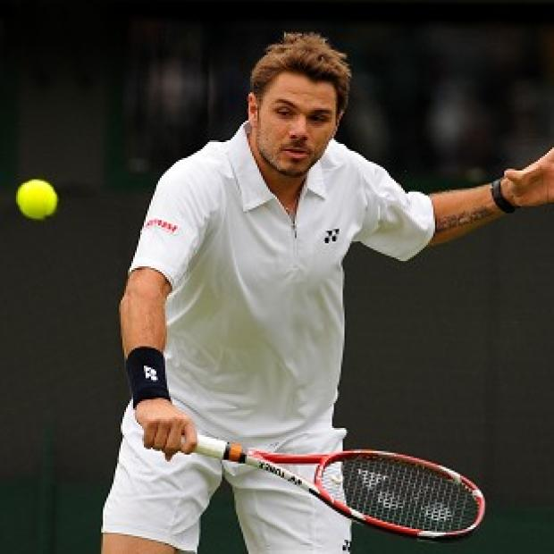 Hampshire Chronicle: Stan Wawrinka is set to compete at the Aegon Championships in June
