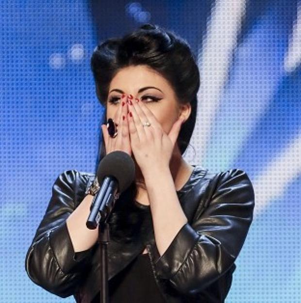 Hampshire Chronicle: Lucy Kay has sailed through to the Britain's Got Talent final.