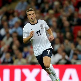 Rickie Lambert is being linked with a move to Liverpool