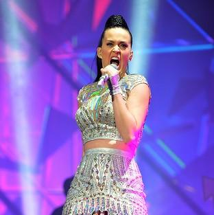 Katy Perry says she gets anxious before going on stage