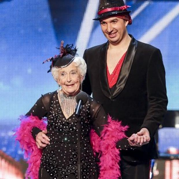 Hampshire Chronicle: Paddy and Nico have dropped out of Britain's Got Talent