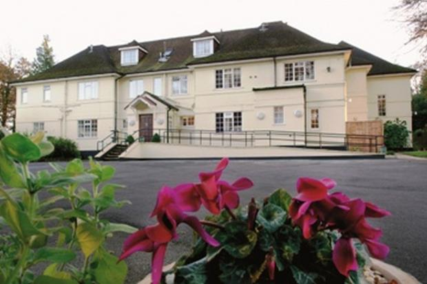 Hampshire Chronicle: Winchester care home voted one of the top in the South East