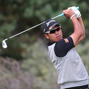 Hideki Matsuyama held his nerve for his maiden PGA Tour win