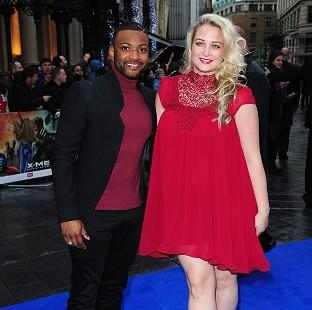 Hampshire Chronicle: JB Gill and wife Chloe are set to become parents