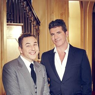 David Walliams and Simon Cowell are judges on Britain's Got Talent
