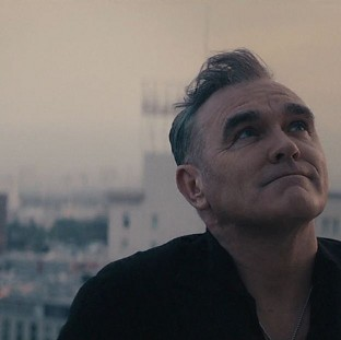 Morrissey has filmed a video with Pamela Anderson