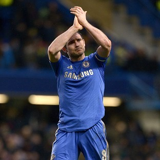 Frank Lampard has played his last game for Chelsea