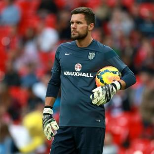 Ben Foster is set to start for England against Ecuador on Wednesday