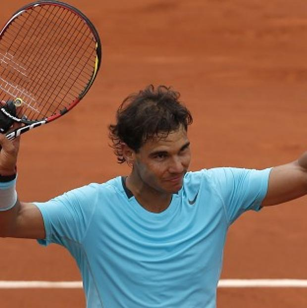 Hampshire Chronicle: Rafael Nadal is aiming for his ninth French Open title (AP)