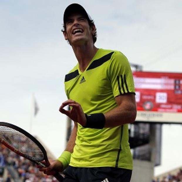 Hampshire Chronicle: Andy Murray has reached the quarter-final stage of the French Open (AP)