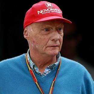 Mercedes non-executive chairman Niki Lauda, pictured, is a mentor to Lewis Hamilton and Nico Rosberg