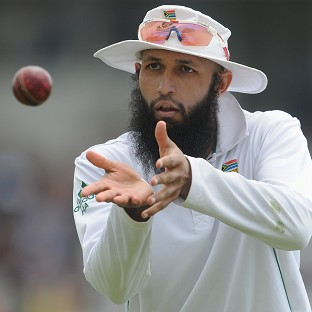 Hashim Amla has been named South Africa's new Test captain