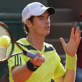 Andy Murray will meet friend Gael Monfils in the quarter-finals (AP)